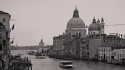 Luis And Paula Lopez Prints - The Grand Canal Venice Print by Luis and Paula Lopez