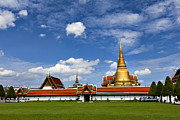 Anusorn Sanaphanthu - The Grand Palace and The...
