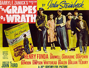Art Book Photos - The Grapes Of Wrath, John Carradine by Everett