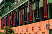 Boston Redsox Posters - The Greats Poster by Paul Mangold