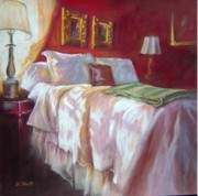 Donna Shortt Originals - The Green Blanket by Donna Shortt