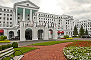 Jeanne Sheridan - The Greenbrier Hotel