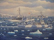 William H RaVell III - The Greenland Patrol