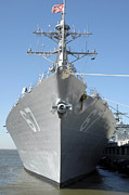 The Guided Missile Destroyer Uss Cole Print by Stocktrek Images