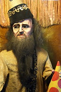 Wizard Photos - The Guru At The Musee Mecanique At Fishermans Wharf . San Francisco CA . 7D14365 by Wingsdomain Art and Photography