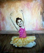 Gizelle Perez - The Happy Ballerina