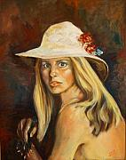 Gail Zavala - The Hat