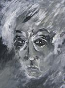 Moody Paintings - The Headmaster by Judith Redman