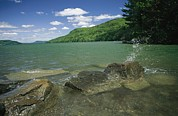 Cooperstown Photos - The Headwaters Of The Susquehanna River by Raymond Gehman