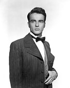 1949 Movies Prints - The Heiress, Montgomery Clift, 1949 Print by Everett