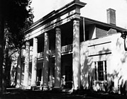 The Hermitage, Home Of President Andrew Print by Everett