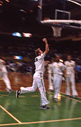 Larry Bird Photos - The Hick from French Lick by Mike Martin