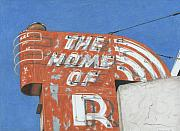Photorealism Mixed Media Prints - The Home of R Print by Rob De Vries