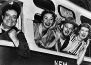 Actor Photo Prints - THE HONEYMOONERS, c1955 Print by Granger