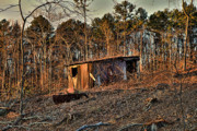 Shed Photo Originals - The Hot Box by Jason Blalock