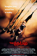 1980s Framed Prints - The Howling, Poster, 1981 Framed Print by Everett