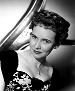 1947 Movies Posters - The Imperfect Lady, Teresa Wright, 1947 Poster by Everett