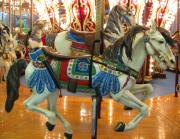 Painted Ponies Art - The Indian  by Colleen Kammerer