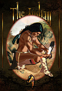 Ipad Design Originals - The Indian by Graphicsite Luzern