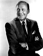 1950s Tv Framed Prints - The Jack Benny Show, Jack Benny, 1950-65 Framed Print by Everett