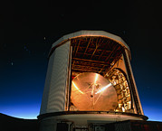 Mauna Kea Photos - The James Clerk Maxwell Telescope (jcmt) by David Nunuk