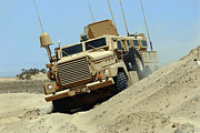 Mrap Photos - The Joint Explosive Ordnance Disposal by Stocktrek Images