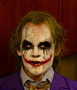 Superhero Photos - THE JOKER - Why so serious by Paul Ward