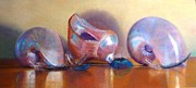 Sea Shells Pastels - The Joy of Shells by Nadine Kelly