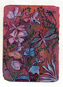 Dragonflys Paintings - The Joys of Nature by Marlene Robbins
