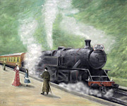 Queen Victoria Paintings - The Jubilee Queen by Ronald Haber