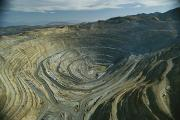 Production Photos - The Kennecott Copper Mine, The Largest by James P. Blair