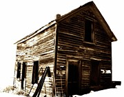 Haunted Barn Photos - The Khata by Jerry Cordeiro
