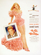 Postv Photos - The Kid From Brooklyn, Danny Kaye by Everett