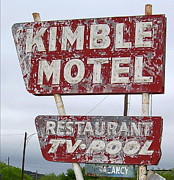 Graham Winchester - The Kimble Motel
