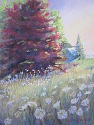 Michigan Pastels - The King and Queen by Sandra Strohschein