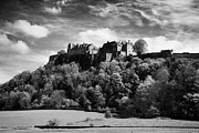 The King Art - The Kings Park And Stirling Castle Scotland Uk by Joe Fox