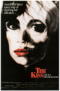 Horror Movies Photos - The Kiss, Joanna Pacula, 1988 by Everett