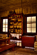 Granary Photos - The Kitchen by David Patterson