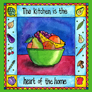 Pamela  Corwin - The Kitchen is the Heart...