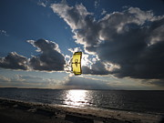 The Kite Print by Rrrose Pix