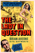 Postv Photos - The Lady In Question, Brian Aherne by Everett