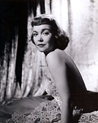 Wyman Prints - The Lady Takes A Sailor, Jane Wyman Print by Everett
