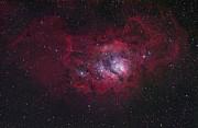 The Lagoon Nebula Print by Robert Gendler