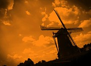 Nederland Photo Prints - The Land of Orange Print by Carol Groenen