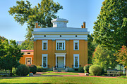Indiana Photography Prints - The Lanier Mansion Print by Steven Ainsworth