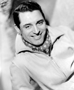 Colbw Metal Prints - The Last Outpost, Cary Grant, 1935 Metal Print by Everett