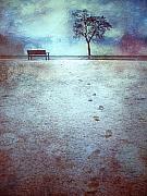 The Last Snowfall Print by Tara Turner