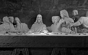 Jesus Christ Last Supper Photos - The Last Supper by David Ricketts