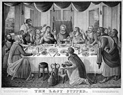 Last Supper Photo Posters - The Last Supper Poster by Granger