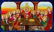 Featured Reliefs - The Last Supper by Victor Madero